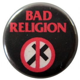 Bad Religion - 'Logo' Button Badge